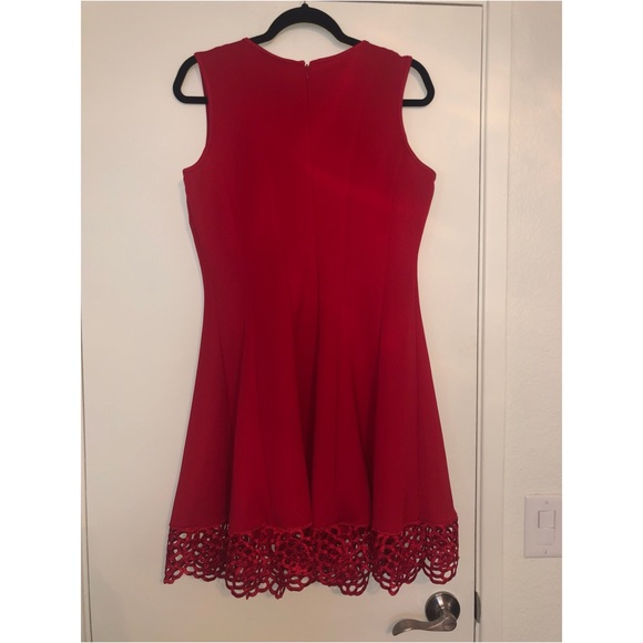 Short Red Dress Nwt